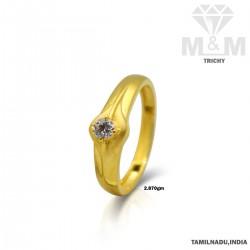 Fantastic Gold Couple Wedding Ring