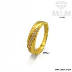 Favourable Gold Couple Wedding Ring