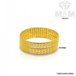 Awesome Gold Fancy Bangle