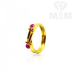 Distinction Gold Fancy Ring