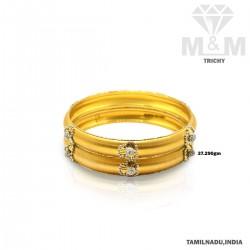 Unbelievable Gold Fancy Bangle