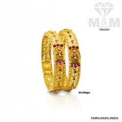 Wonderful Gold Fancy Bangle