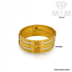 Sweetest Gold Fancy Bangle
