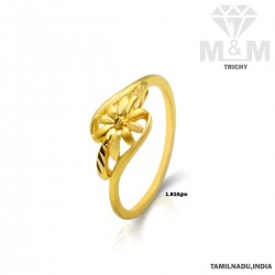 Amazing Gold Casting Ring
