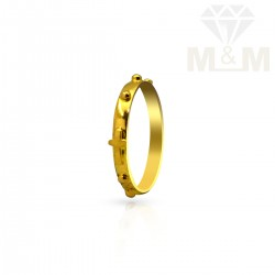 Historical Gold Casting Ring