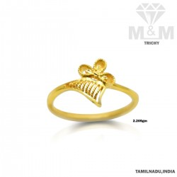Dreamy Gold Casting Ring