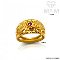 Excellent Gold Fancy Ring