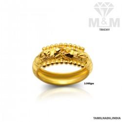 Fabulous Gold Fancy Ring