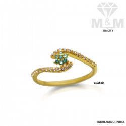 Magical Gold Casting Ring