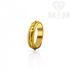 Satisfactory Gold Fancy Ring