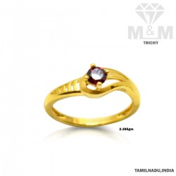 Prodigious Gold Casting Ring