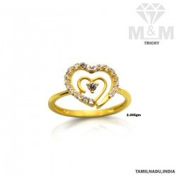 Sensational Gold Casting Ring