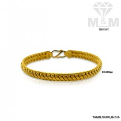 Majestic Gold Fancy Bracelet