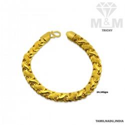 Sumptous Gold Fancy Bracelet
