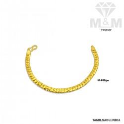 Ethereal Gold Fancy Bracelet
