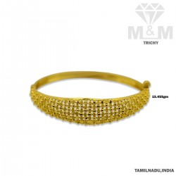 Excellence  Gold Bangle...