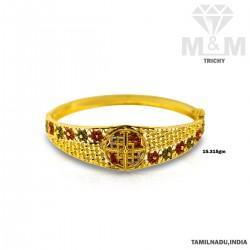 Niceness Gold Bangle Type...