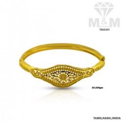 Gratify Gold Bangle Type...