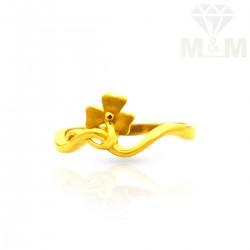 Astonishing Gold Casting Ring