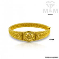 Amiably Gold Bangle Type...