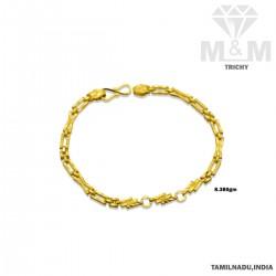 Impressive Gold Fancy Bracelet