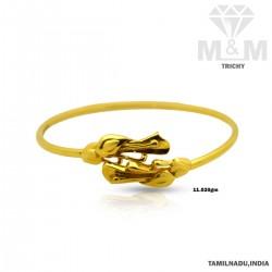 Amiable Gold Casting Bangle...