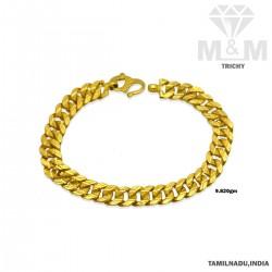 Notable Gold Fancy Bracelet