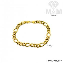 Favorite Gold Fancy Bracelet