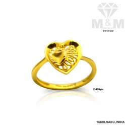Marvelous Gold Casting Ring