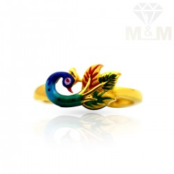 Colorful Gold Casting...
