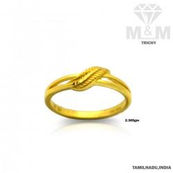 Stunning Gold Casting Ring