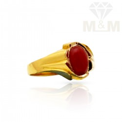 Exquisite Gold Fancy Coral...