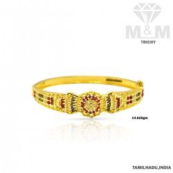 Sumptous Gold Bangle Type...