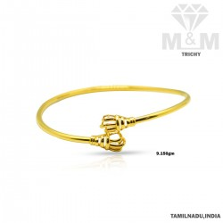 Unforgettable Gold Bangle...