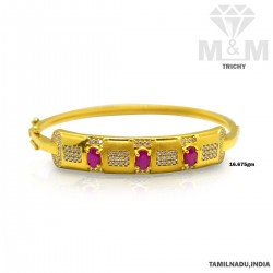 Delicious Gold Bangle Type...