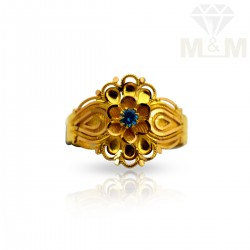 Popular Gold Fancy Ring