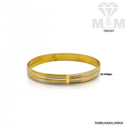 Mannerly Gold Fancy Rhodium...