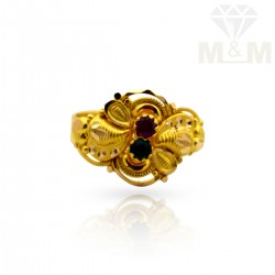 Favorite Gold Fancy Ring