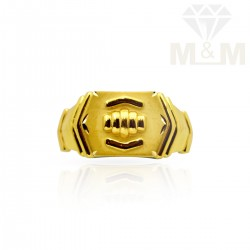 Fabled Gold Casting Ring