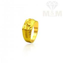 Grandest Gold Casting Ring