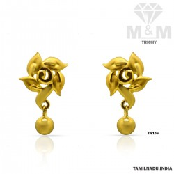 Ravish Gold Casting Earring