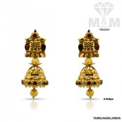 Luxuriant Gold Fancy Stone...