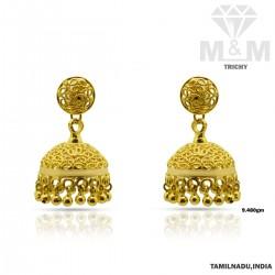 Luxury Gold Fancy Earring