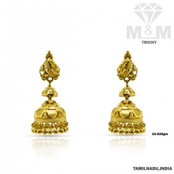Virtuous Gold Fancy Earring