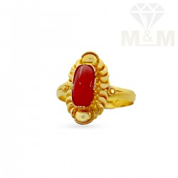 Indelible Gold Fancy Coral...