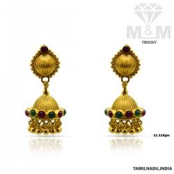 Notable Gold Fancy Earring