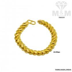 Excellent Gold Fancy Bracelet
