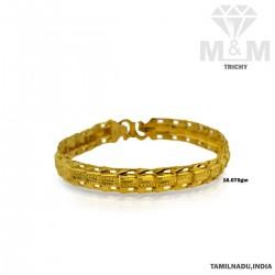 Impossibly Gold Fancy Bracelet