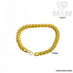 Haunting Gold Fancy Bracelet
