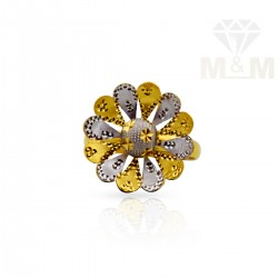 Prolific Gold Fancy Ring